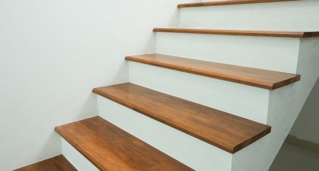 Gradlaeufige Treppen