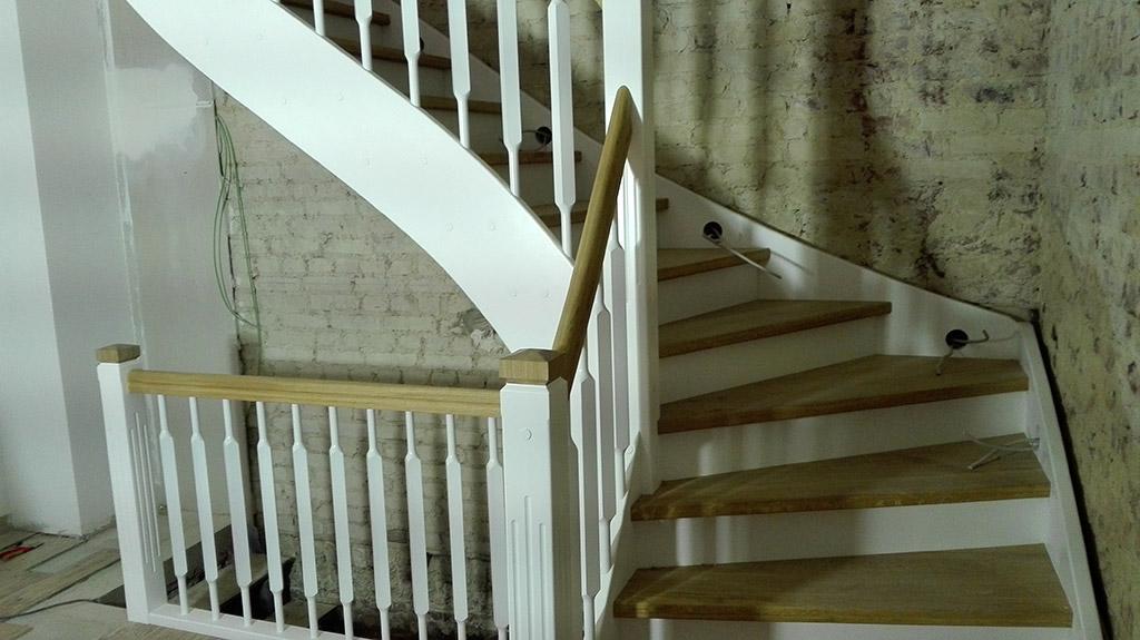 Treppen aus Massivholz und deren Vorteile