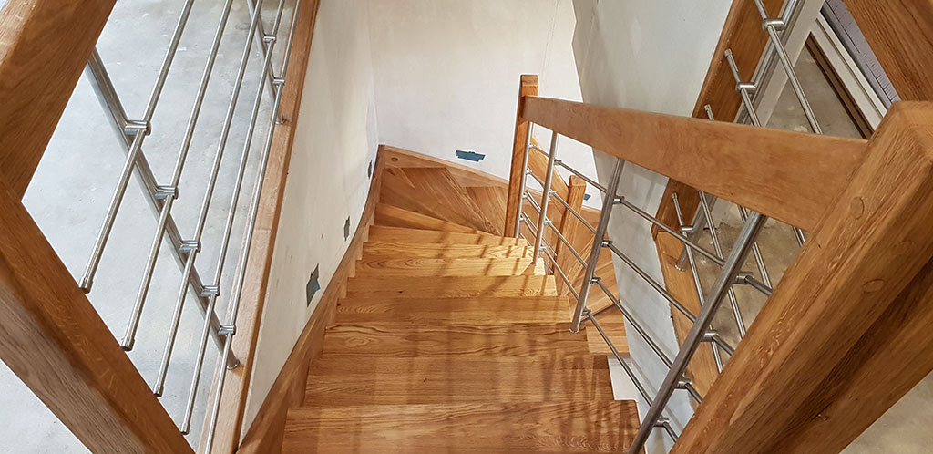 Treppensanierung - als Alt mach wieder neu!