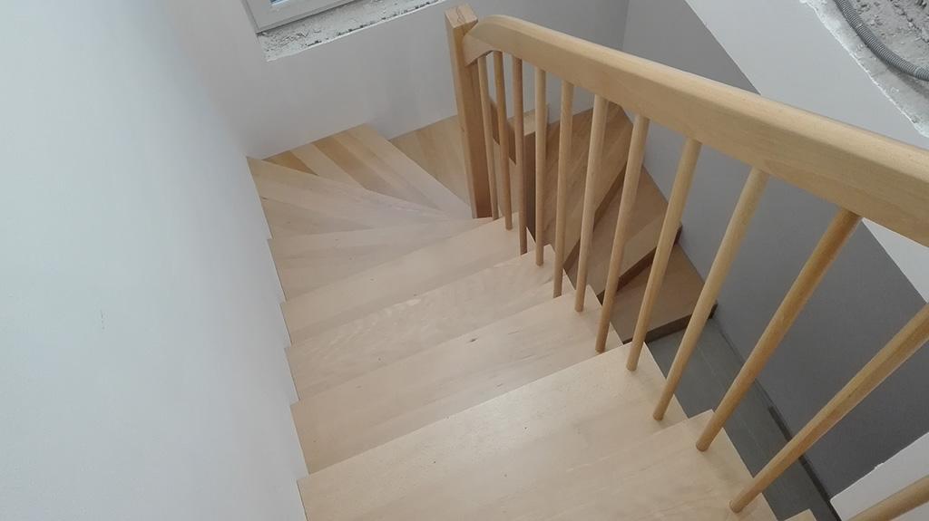 Holztreppen aus Qualität überzeugen