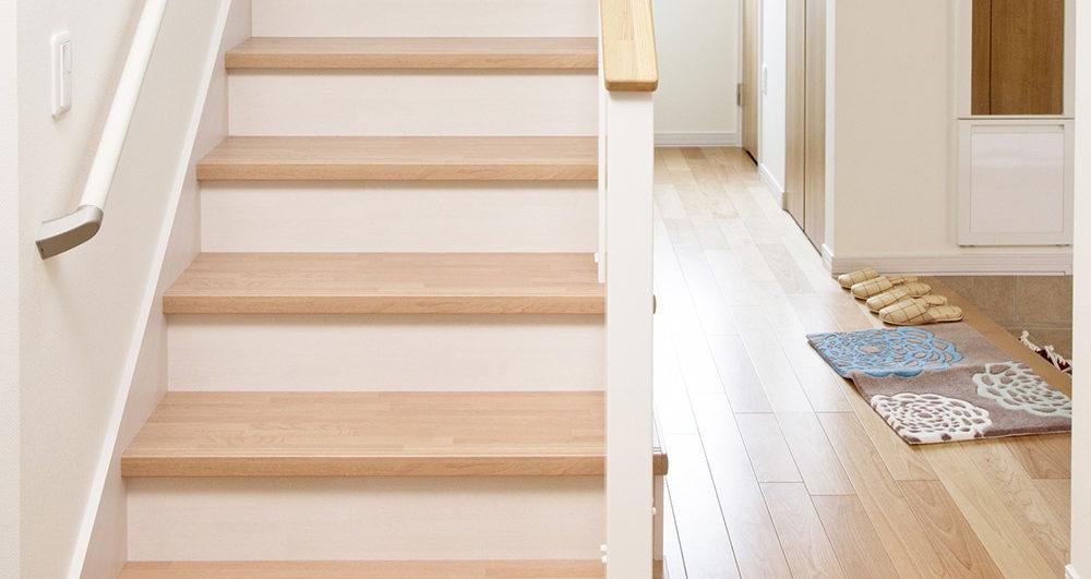 Treppen im Zuhause - wichtigste Merkmale