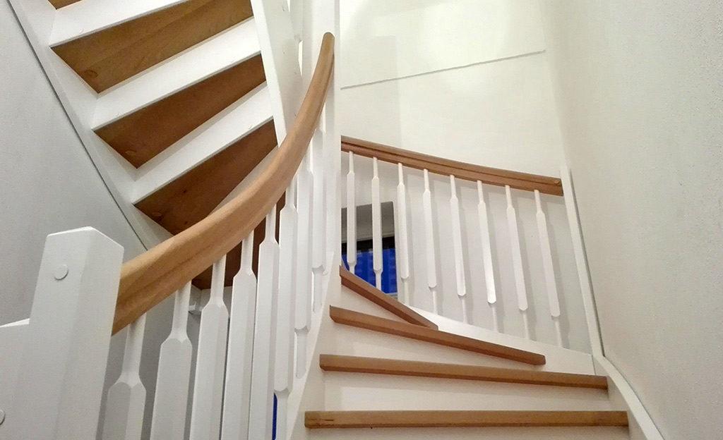 Dekorative Treppenläufer schenken ein behagliches Wohnerlebnis