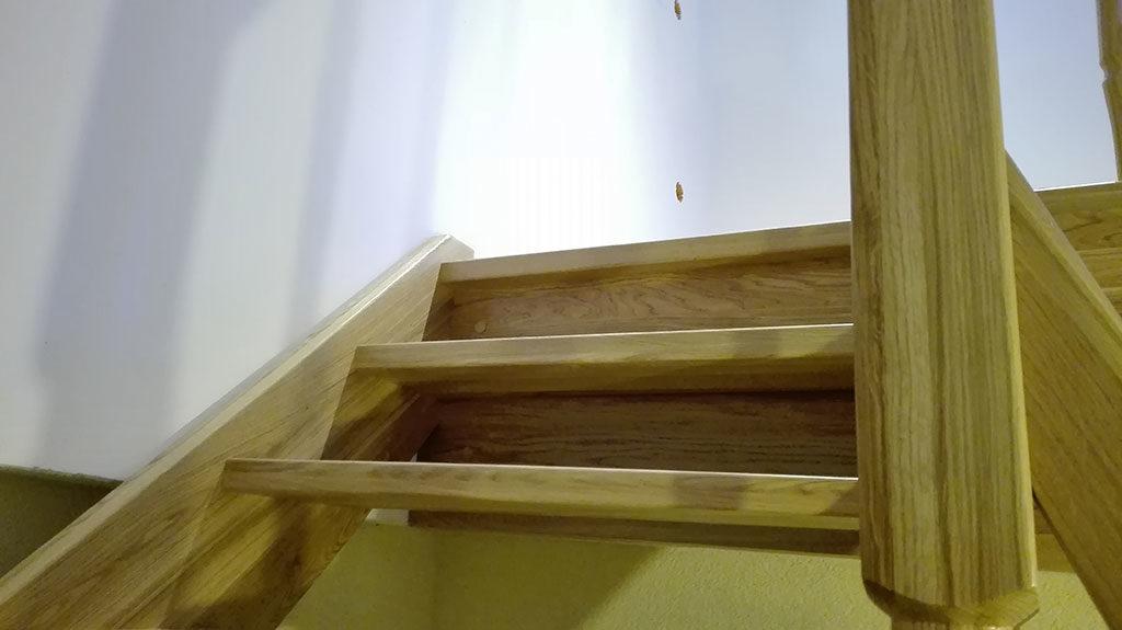 Treppe knarrt – was tun?